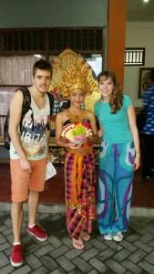 Kecak dance performance in Ubud